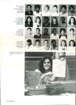 1985 Pensacola High School Yearbook Page 102 & 103