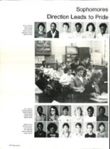 1985 Pensacola High School Yearbook Page 104 & 105