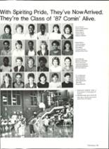 1985 Pensacola High School Yearbook Page 106 & 107
