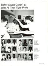 1985 Pensacola High School Yearbook Page 108 & 109