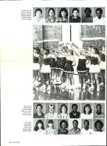 1985 Pensacola High School Yearbook Page 110 & 111