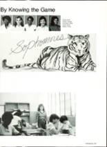 1985 Pensacola High School Yearbook Page 112 & 113