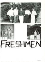 1985 Pensacola High School Yearbook Page 114 & 115