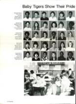 1985 Pensacola High School Yearbook Page 116 & 117