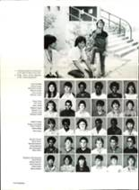 1985 Pensacola High School Yearbook Page 118 & 119
