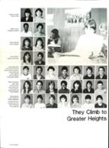 1985 Pensacola High School Yearbook Page 122 & 123