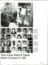 1985 Pensacola High School Yearbook Page 124 & 125