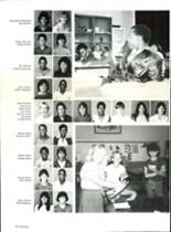 1985 Pensacola High School Yearbook Page 126 & 127