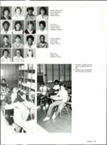 1985 Pensacola High School Yearbook Page 128 & 129