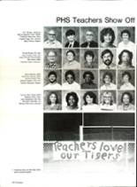 1985 Pensacola High School Yearbook Page 132 & 133