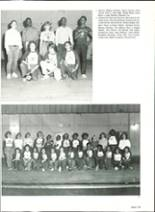 1985 Pensacola High School Yearbook Page 138 & 139