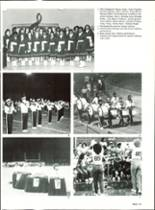 1985 Pensacola High School Yearbook Page 140 & 141