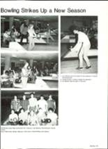 1985 Pensacola High School Yearbook Page 142 & 143
