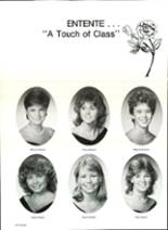 1985 Pensacola High School Yearbook Page 152 & 153
