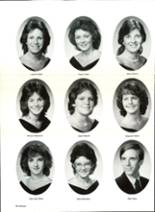 1985 Pensacola High School Yearbook Page 156 & 157