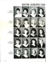 1985 Pensacola High School Yearbook Page 158 & 159