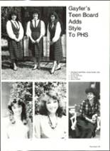 1985 Pensacola High School Yearbook Page 162 & 163