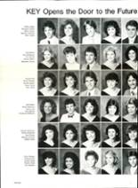 1985 Pensacola High School Yearbook Page 166 & 167