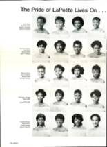 1985 Pensacola High School Yearbook Page 168 & 169
