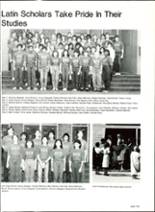 1985 Pensacola High School Yearbook Page 172 & 173