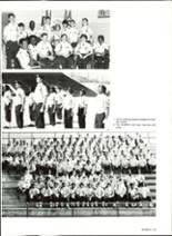 1985 Pensacola High School Yearbook Page 176 & 177