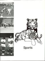 1985 Pensacola High School Yearbook Page 184 & 185