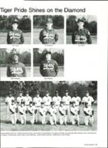 1985 Pensacola High School Yearbook Page 186 & 187