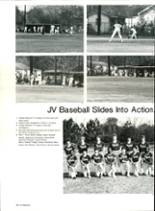 1985 Pensacola High School Yearbook Page 188 & 189