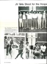 1985 Pensacola High School Yearbook Page 196 & 197