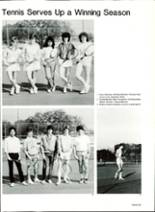 1985 Pensacola High School Yearbook Page 204 & 205