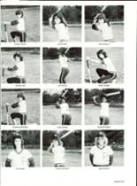 1985 Pensacola High School Yearbook Page 206 & 207