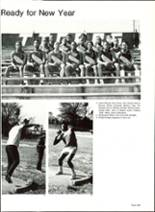 1985 Pensacola High School Yearbook Page 210 & 211