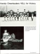 1985 Pensacola High School Yearbook Page 212 & 213