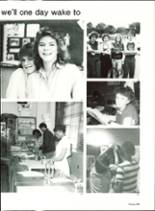 1985 Pensacola High School Yearbook Page 242 & 243