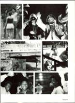 1985 Pensacola High School Yearbook Page 258 & 259