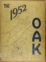 1952 Yearbook Adamson High School