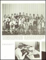 1971 Lee-Davis High School Yearbook Page 16 & 17