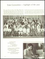 1971 Lee-Davis High School Yearbook Page 20 & 21