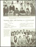 1971 Lee-Davis High School Yearbook Page 36 & 37