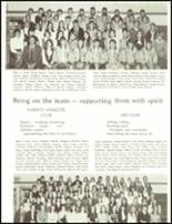 1971 Lee-Davis High School Yearbook Page 42 & 43