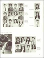 1971 Lee-Davis High School Yearbook Page 92 & 93