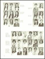 1971 Lee-Davis High School Yearbook Page 96 & 97