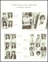 1971 Lee-Davis High School Yearbook Page 98 & 99