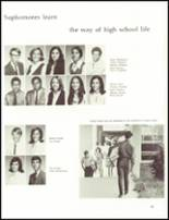 1971 Lee-Davis High School Yearbook Page 102 & 103
