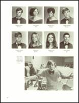 1971 Lee-Davis High School Yearbook Page 108 & 109