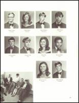 1971 Lee-Davis High School Yearbook Page 110 & 111