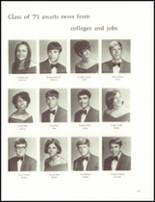 1971 Lee-Davis High School Yearbook Page 116 & 117
