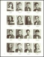 1971 Lee-Davis High School Yearbook Page 124 & 125