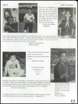 2000 Dacula High School Yearbook Page 284 & 285