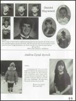 2000 Dacula High School Yearbook Page 302 & 303